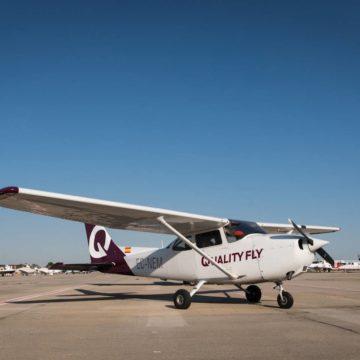 Quality fly flota de aviones