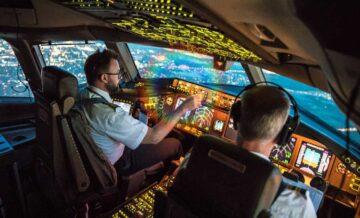 escasez de pilotos en el mundo