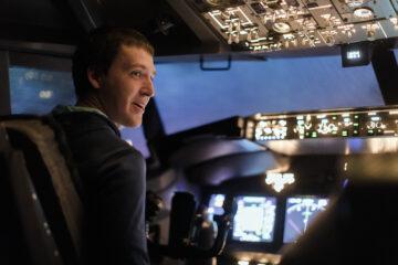 piloto ASP MCC en cabina